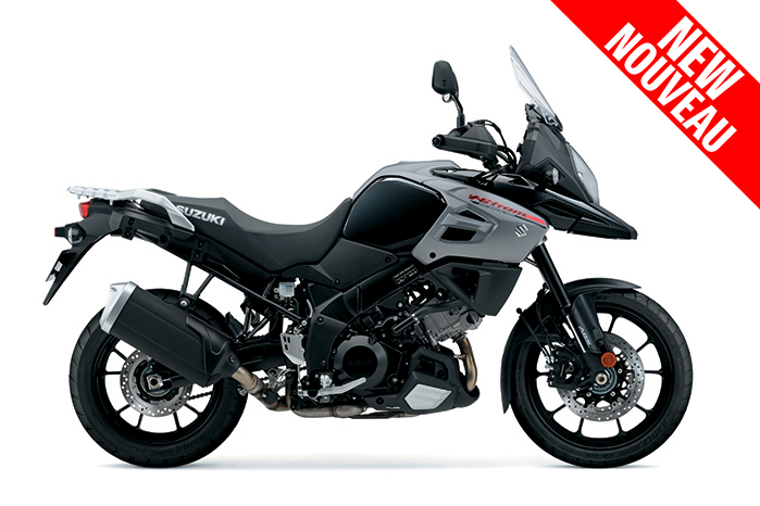 Suzuki V-Strom 1000 ABS 2018