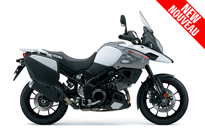 Suzuki DL1000ASE 2018