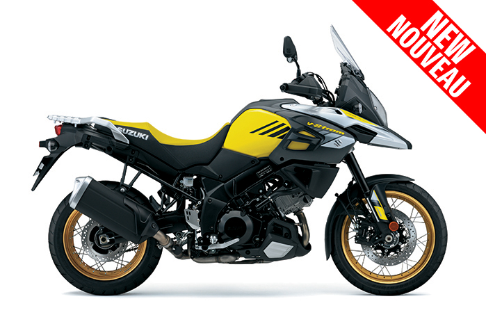 2018 Suzuki V-Strom 1000XT ABS