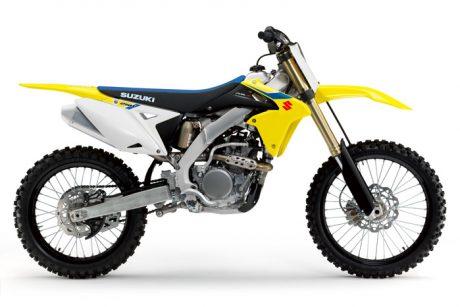 2018 Suzuki RM-Z250