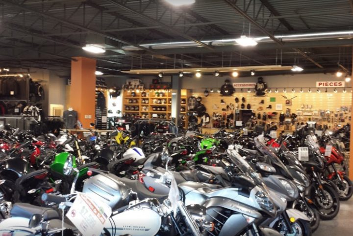 "At Laval Moto, you have the guarantee of an ""all inclusive"" price for all your recreational vehicles!"