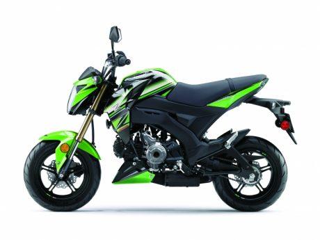 Kawasaki Z125 Pro KRT 2017