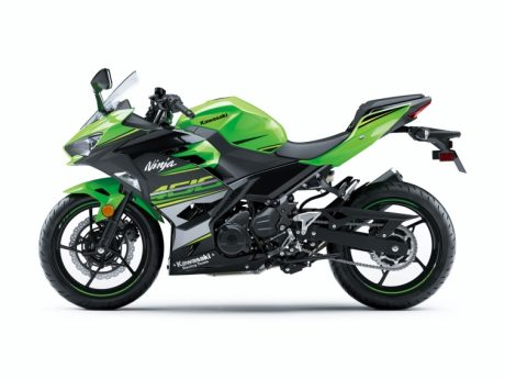 2018 Kawasaki Ninja 400 Kawasaki Racing Team