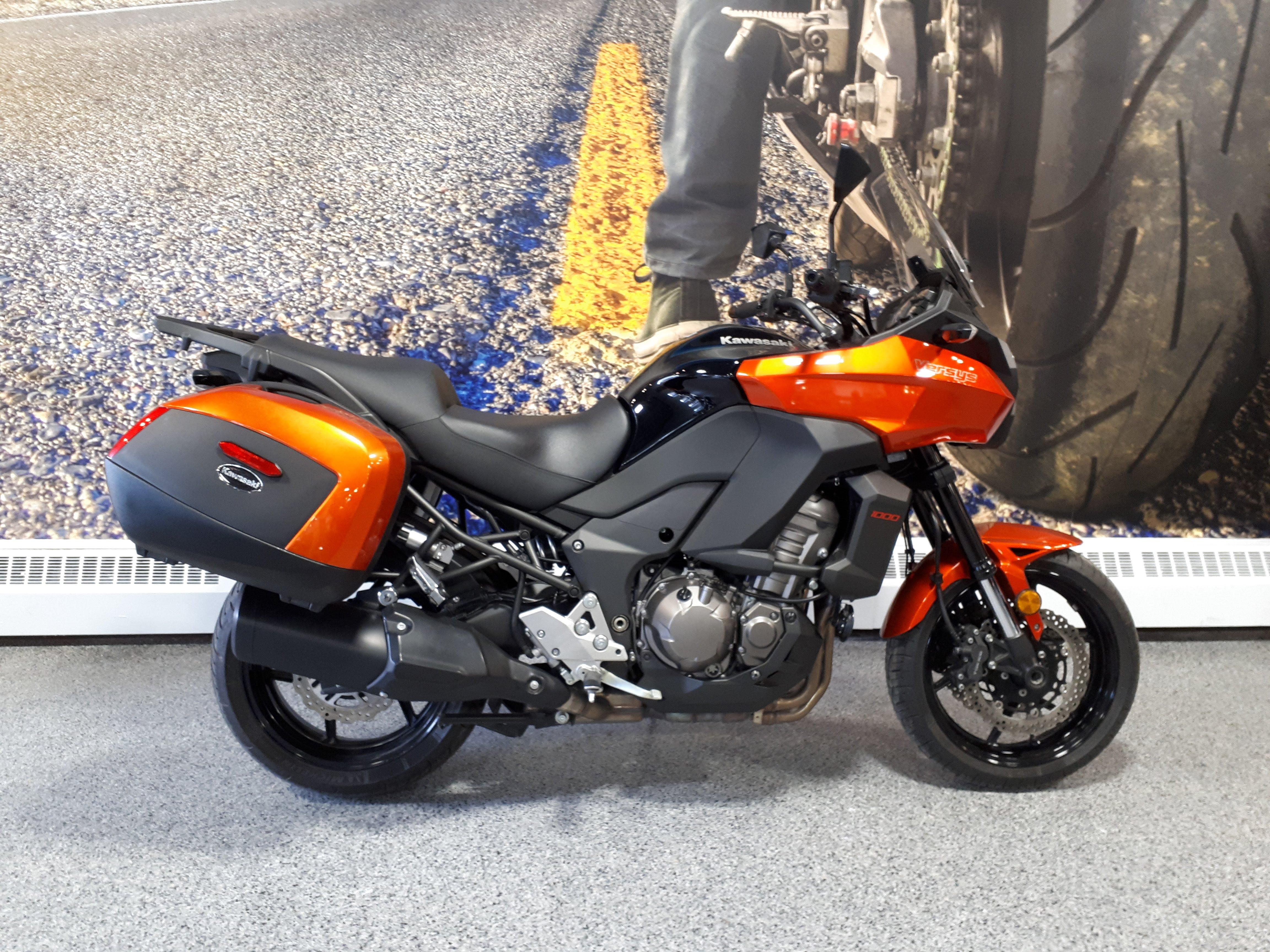 Kawasaki Versys 1000 2013