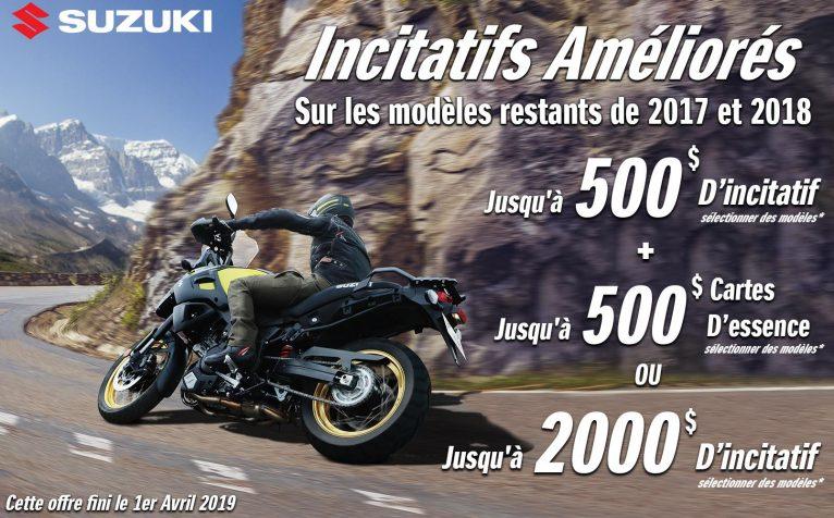 Promo Suzuki