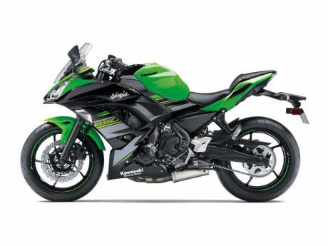 Kawasaki Ninja 650 ABS Kawasaki Racing Team 2019