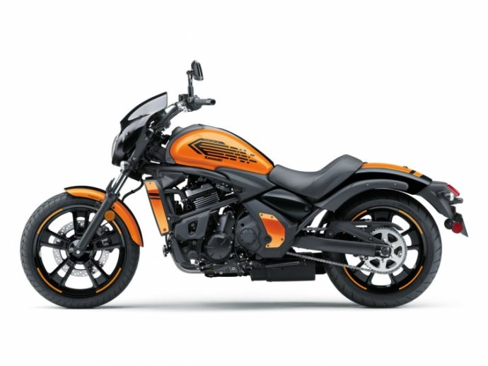 2019 Kawasaki Vulcan S ABS Cafe Edition