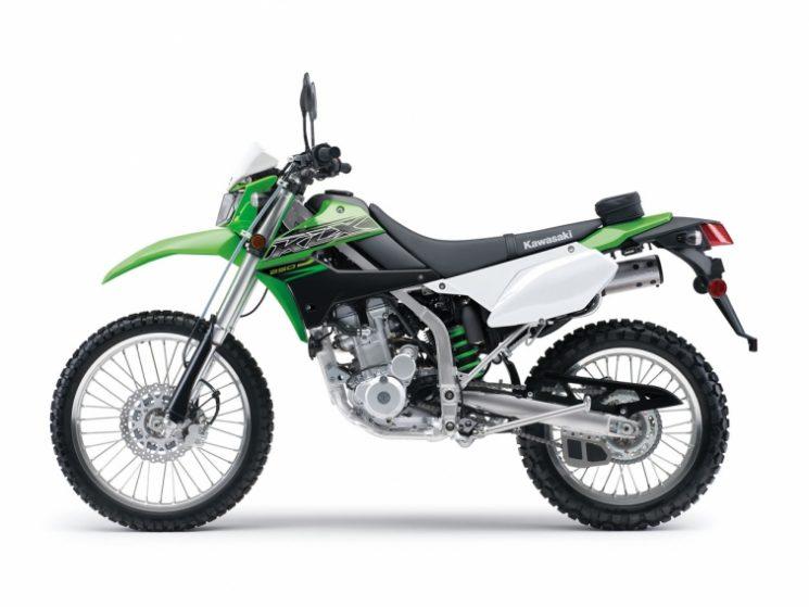 2019 Kawasaki KLX250
