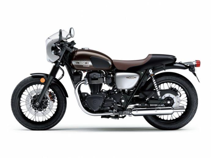 Kawasaki W800 CAFE 2019