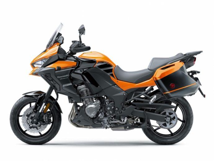 2019 Kawasaki Versys 1000 ABS LT