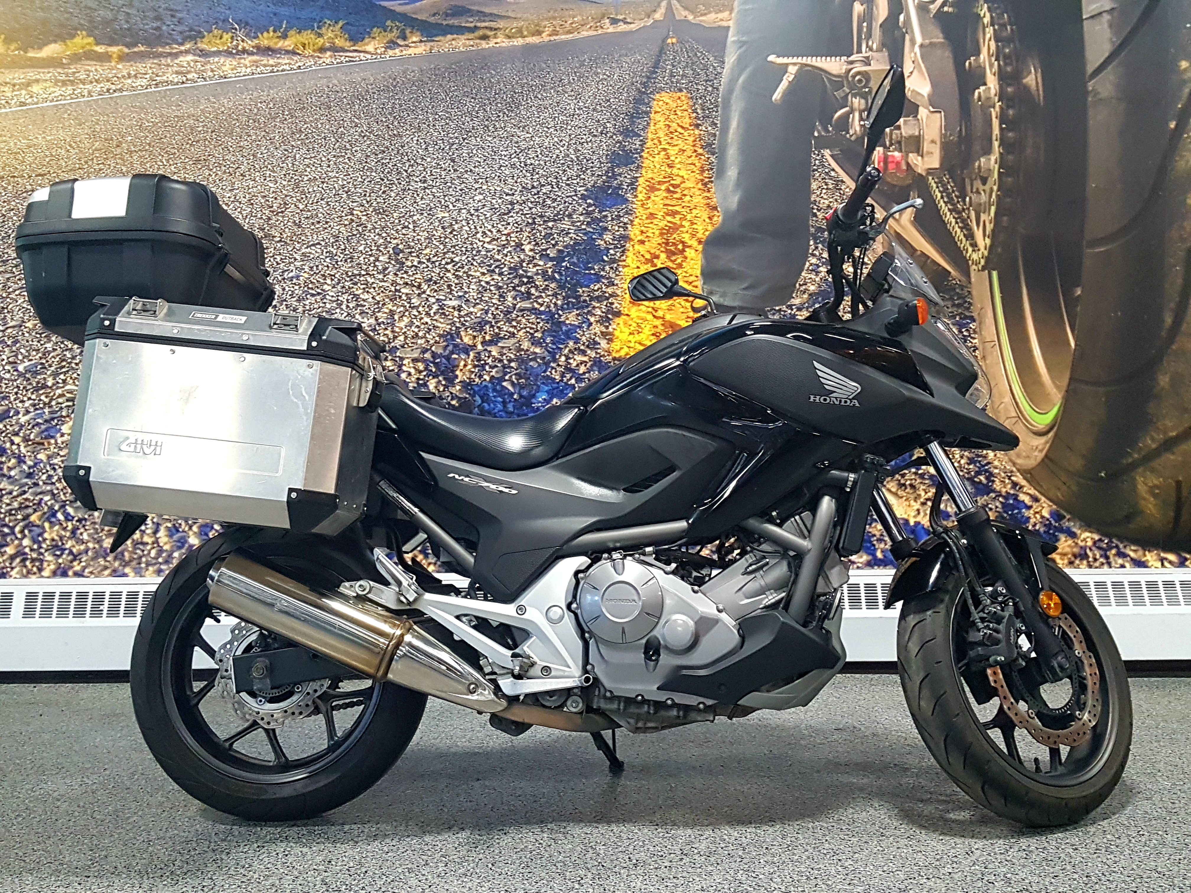 2012 Honda NC700