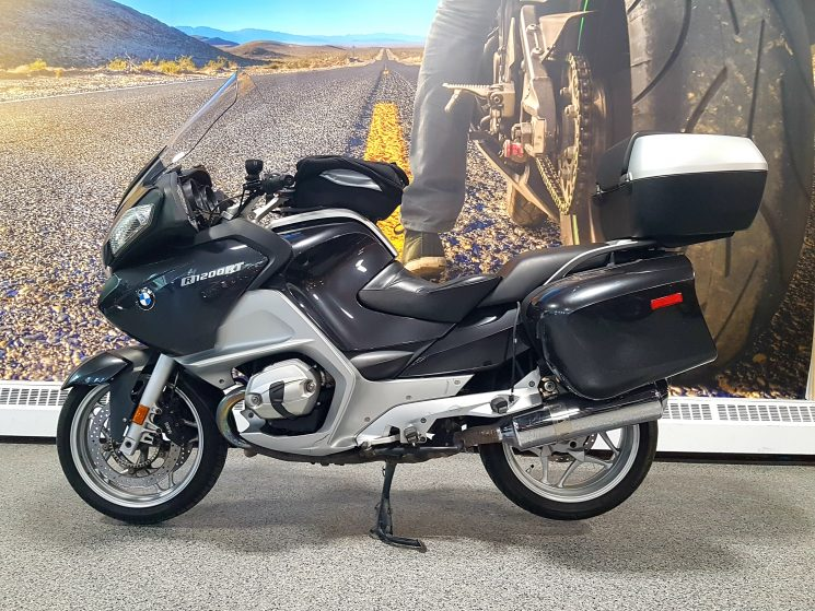 Pre Owned 2010 Bmw Rt1200 In Laval Laval Moto