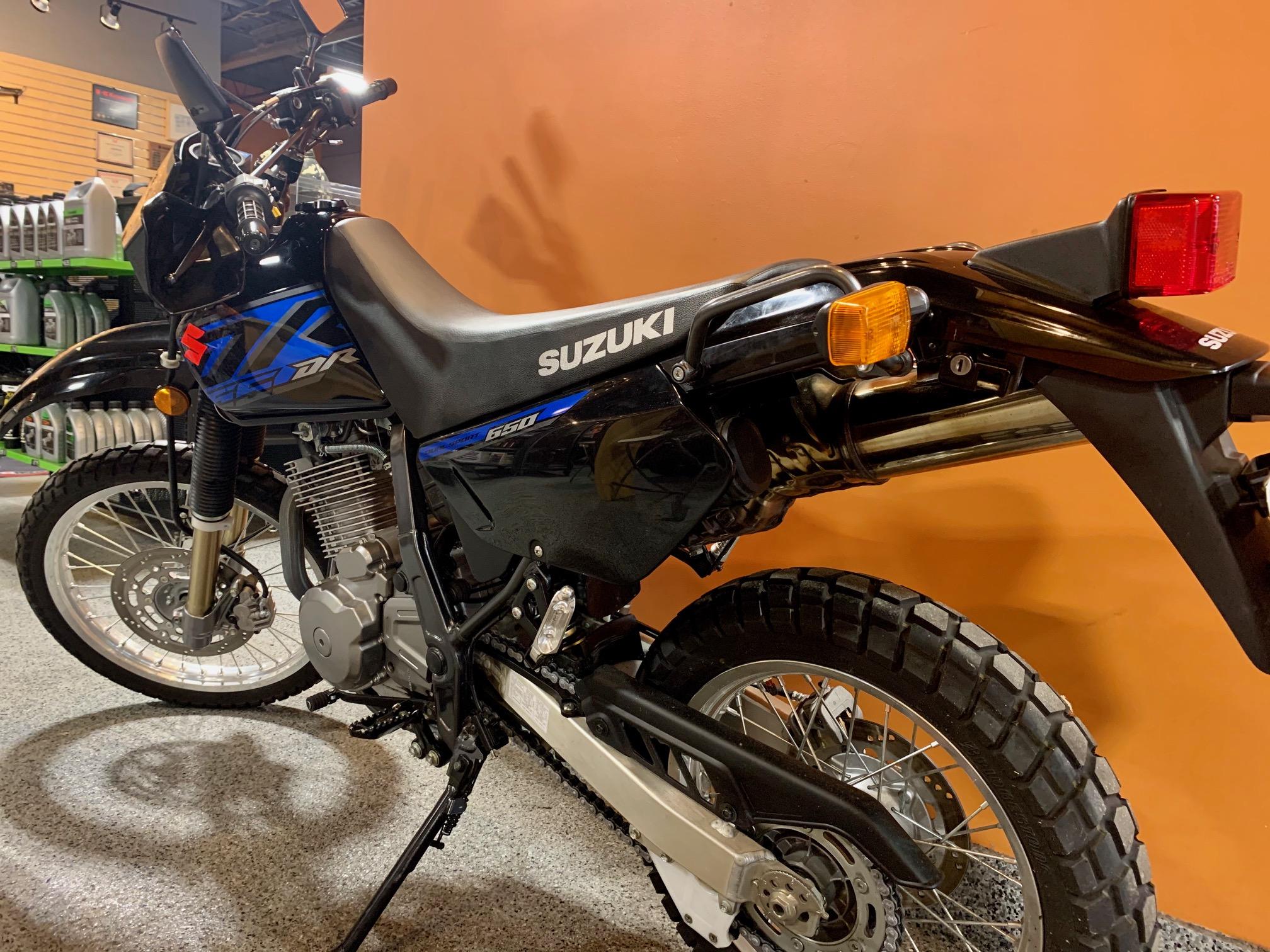 8911 Suzuki DR650SE 2017
