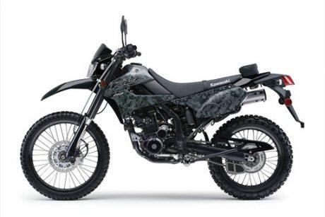 2020 Kawasaki KLX250 CAMO