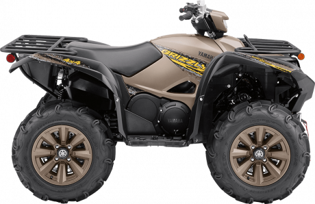 2020 Yamaha Grizzly EPS SE