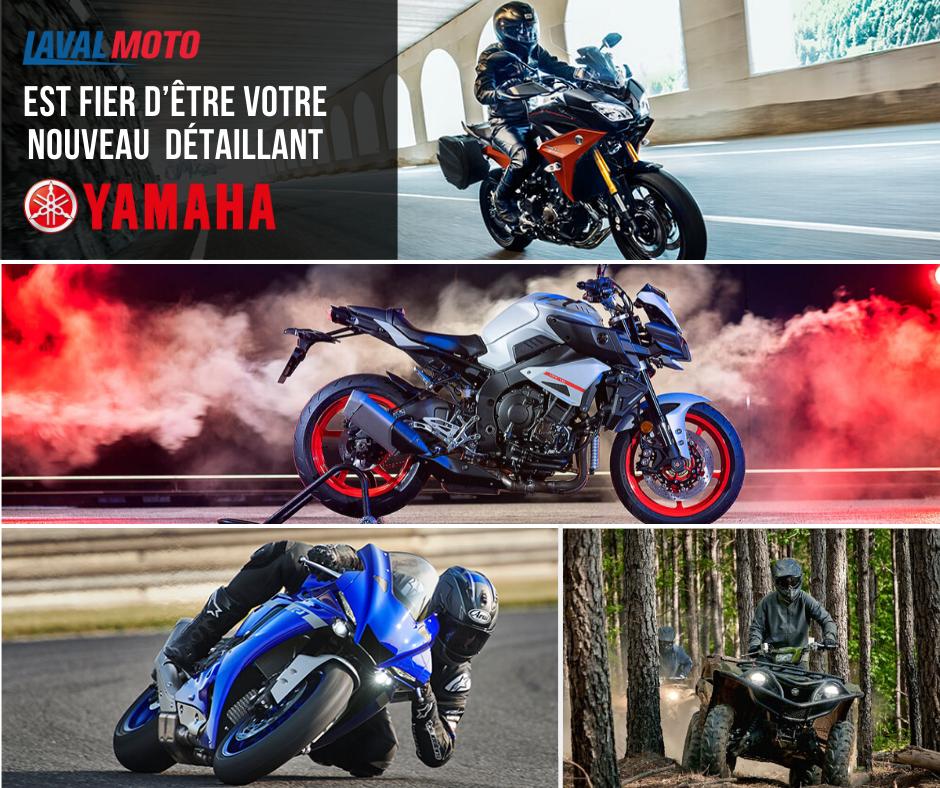 Laval Moto concessionnaire Yamaha