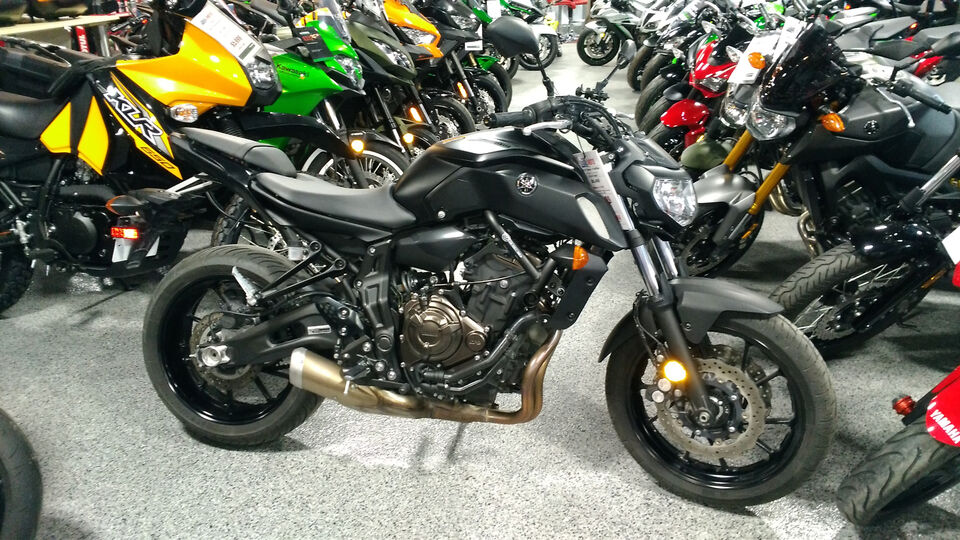 YAMAHA MT07 ABS 2019