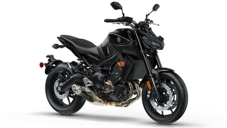YAMAHA  MT 09,ABS 2019