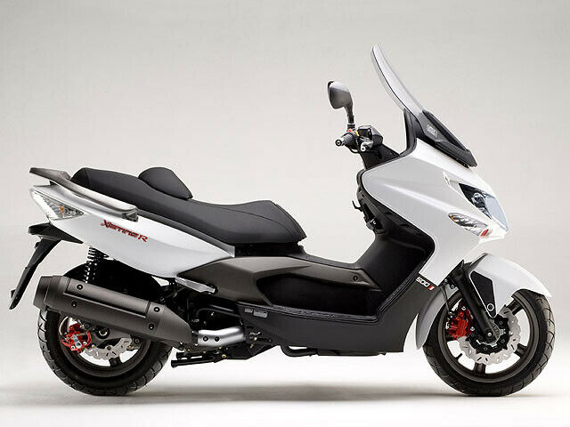 2008 KYMCO SCOOTER XCITINGR 500I ( DEMO ) LAVAL MOTO