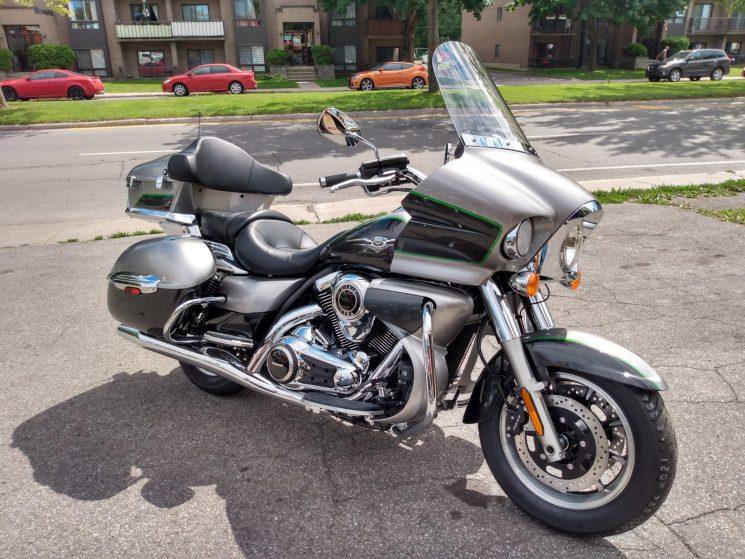 Kawasaki VULCAN 1700 VOYAGER ABS 2020