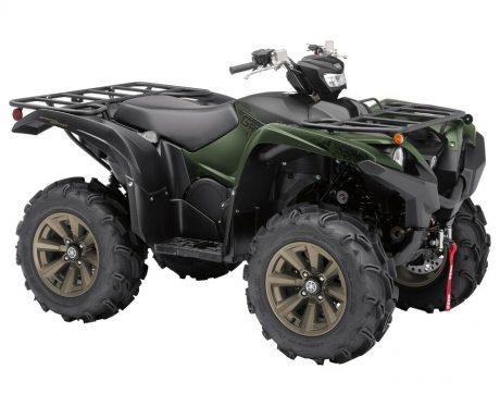 Yamaha GRIZZLY EPS SE 2021