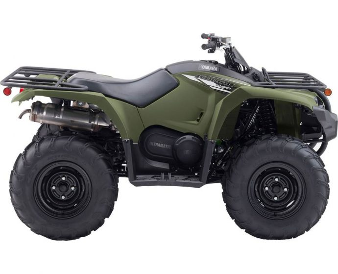 2021  KODIAK 450 TACTICAL GREEN