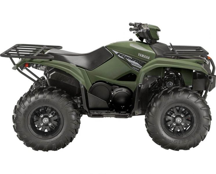 2021 Yamaha KODIAK 700 EPS TACTICAL GREEN