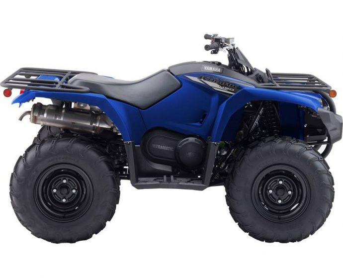 2021  KODIAK 450 YAMAHA BLUE