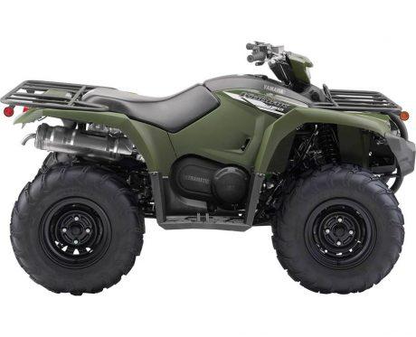 2021 Yamaha KODIAK 450 EPS TACTICAL GREEN