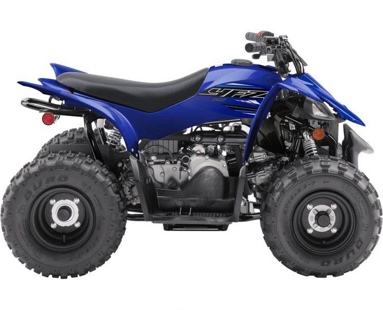 2021 Yamaha YFZ50 YAMAHA RACING BLUE