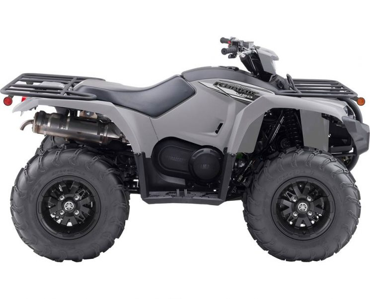 2021 Yamaha KODIAK 450 EPS SE ARMOUR GREY