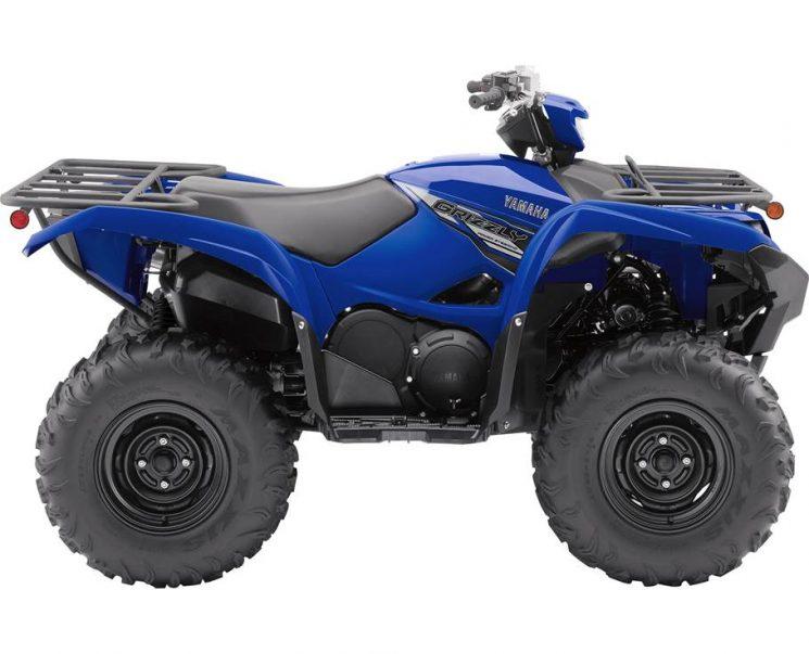 2021 Yamaha GRIZZLY EPS YAMAHA BLUE