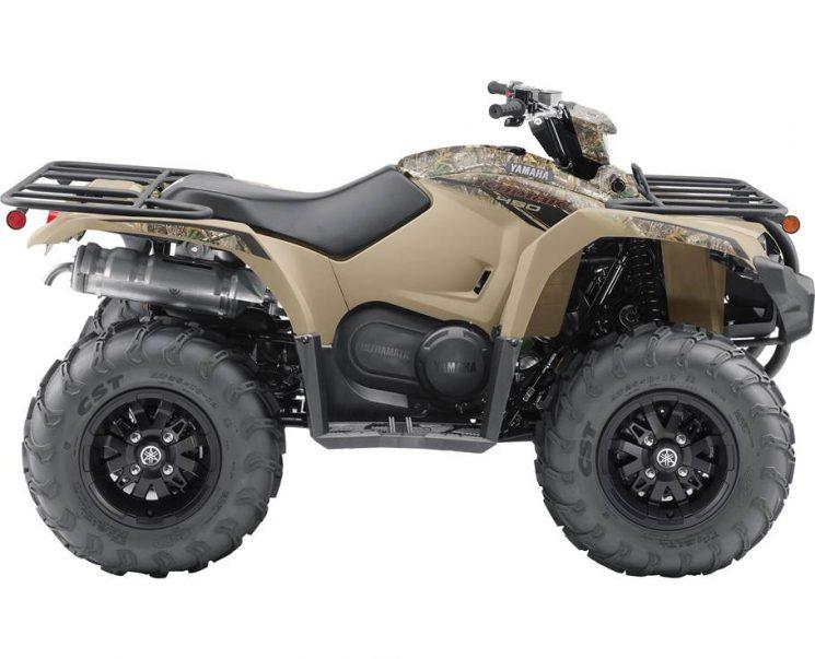 Yamaha KODIAK 450 EPS BEIGE AUTOMNAL / REALTREE EDGE 2021