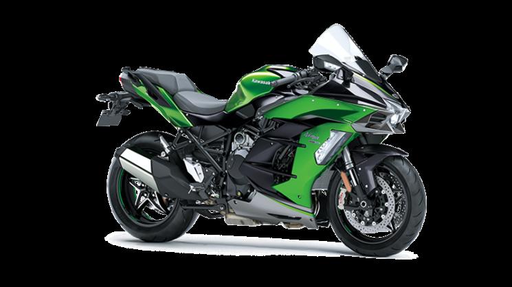 2021 Kawasaki NINJA H2 SX SE+